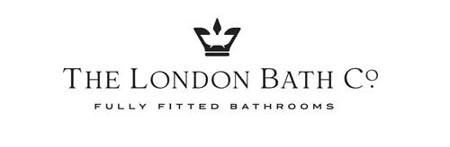 THE LONDON BATH CO FULLY FITTED BATHROOMS trademark