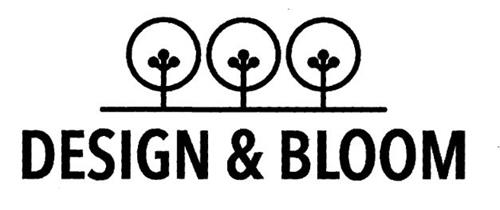 DESIGN & BLOOM trademark