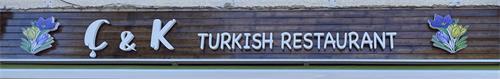 C & K TURKISH RESTAURANT trademark