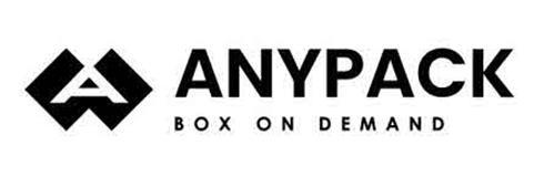 ANYPACK BOX ON DEMAND trademark