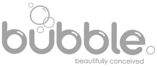 bubble beautifully conceived trademark