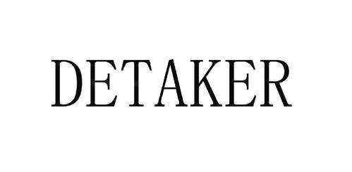 DETAKER trademark